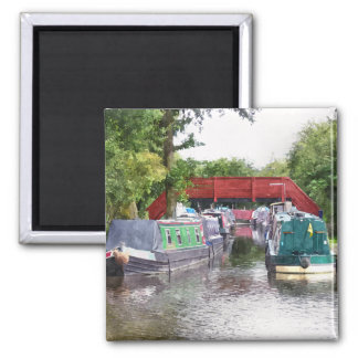 CANALS SQUARE MAGNET