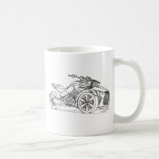 CanAm Spyder F3 2015 Coffee Mug