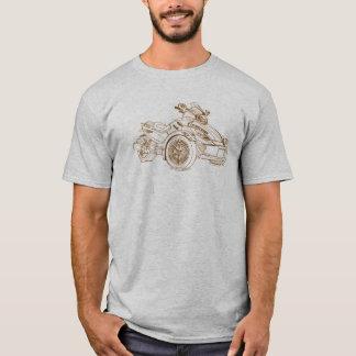 CanAm Spyder RSS 2010 T-Shirt