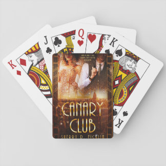 Canary Club Playing Cards