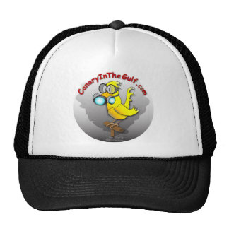 Canary in the Gulf Mesh Hat