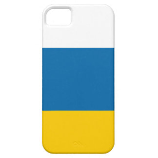 Canary Islands flag spain region symbol Cover For iPhone 5/5S