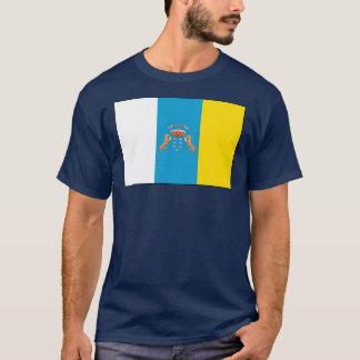 Canary Islands Flag T-shirt