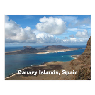 Canary Islands, Spain Postcard