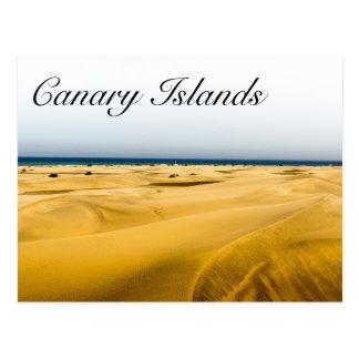 Canary Islands Summer Postcard