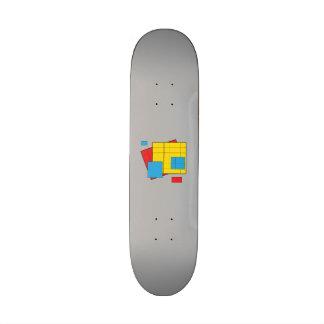 Canary Realm Skateboard Decks