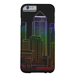 Canary Wharf - London Barely There iPhone 6 Case