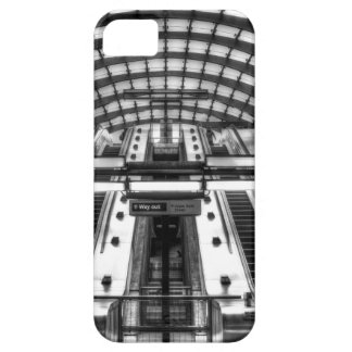 canary wharf tube station iPhone 5 cover