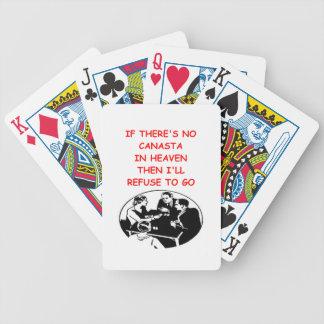 CANASTA DECK OF CARDS