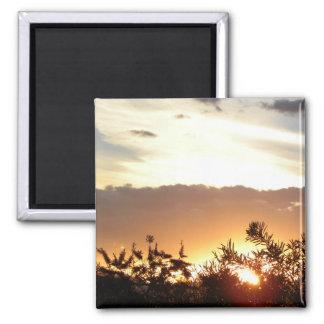 Canberra Sunset Magnet