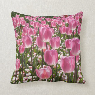 Canberra Tulips double-sided Cushion