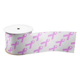 Cancer awareness ribbon | Breast pink Satin Ribbon