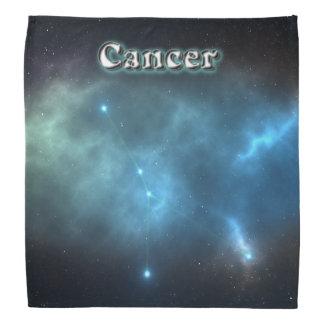 Cancer constellation bandana