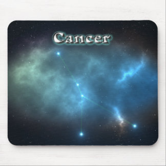 Cancer constellation mouse pad