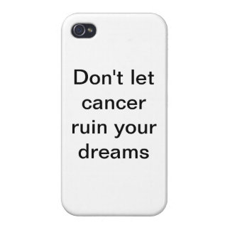 cancer covers for iPhone 4