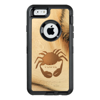 Cancer Crab Zodiac OtterBox Defender iPhone Case