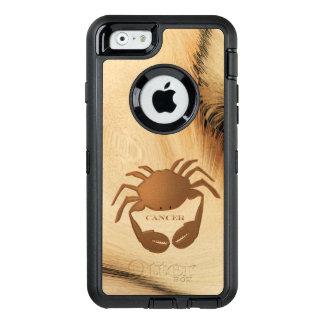 Cancer Crab Zodiac OtterBox iPhone 6/6s Case