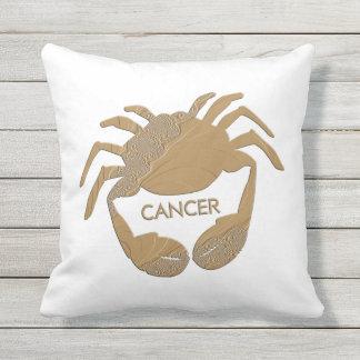 Cancer Crab Zodiac Outdoor Cushion