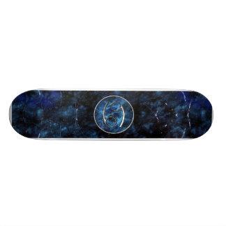 cancer custom skate board