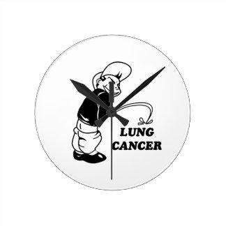 cancer design round clock
