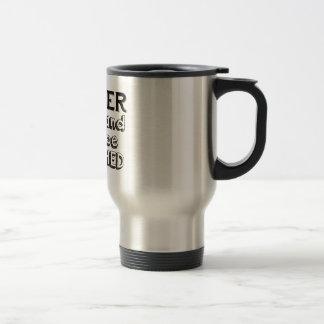 cancer design travel mug