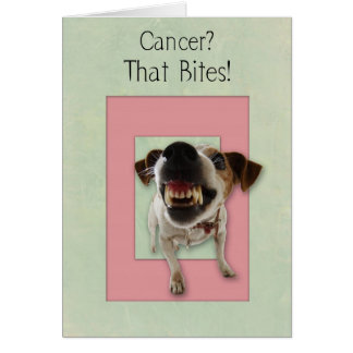 Cancer Encouragement Card