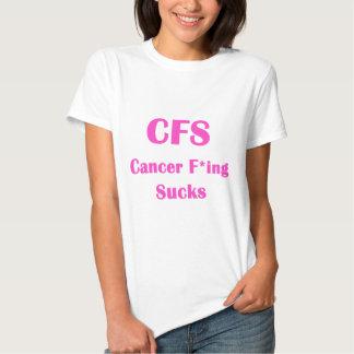 Cancer Freaking Sucks . . . CFS Tees