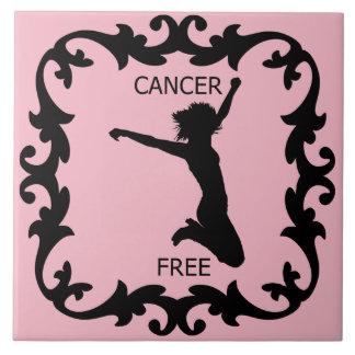 CANCER FREE TILE