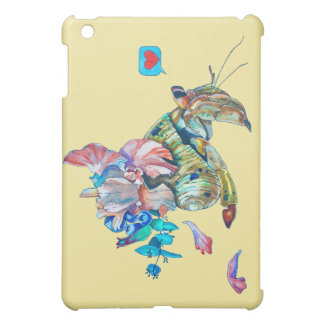 Cancer hermit case for the iPad mini
