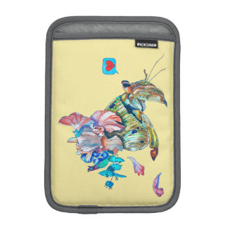 Cancer hermit iPad mini sleeve