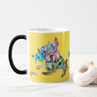 Cancer hermit magic mug