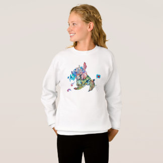 Cancer hermit sweatshirt