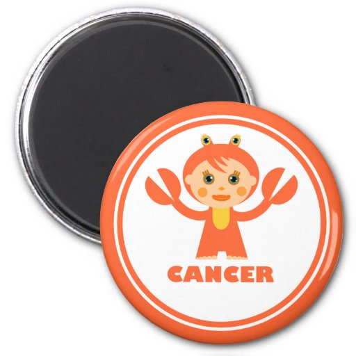 Cancer is my zodiac sign magnets