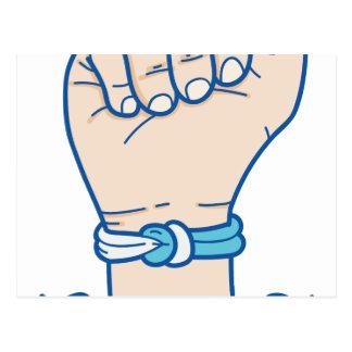 cancer men bracelet-01 postcard