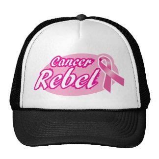 Cancer Rebel Caps Trucker Hat