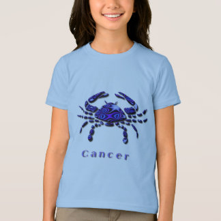 Cancer Sign Girl's T-Shirt