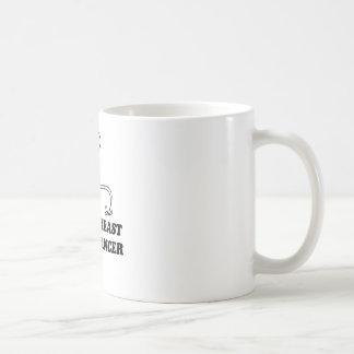 Cancer Sucks Basic White Mug
