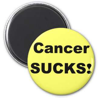 Cancer Sucks Magnet