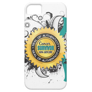 Cancer Survivor 23 Cervical Cancer iPhone 5 Covers