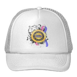 Cancer Survivor 23 Male Breast Cancer Trucker Hat