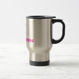 Cancer Survivor Cup Stainless Steel Travel Mug