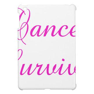 Cancer Survivor iPad Mini Cover