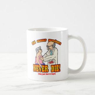 Cancer Survivors Basic White Mug