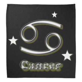 Cancer symbol bandana