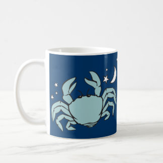 Cancer The Crab astrological mug