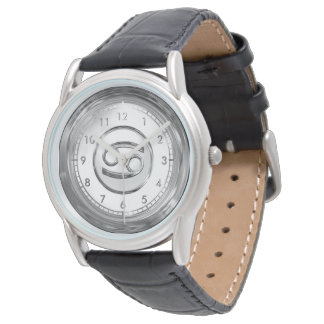 Cancer - The Crab's Astrological Symbol Watch