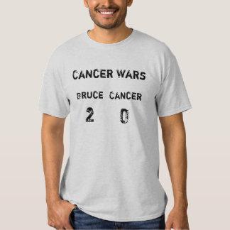 Cancer Wars, Keepin Score T Shirts