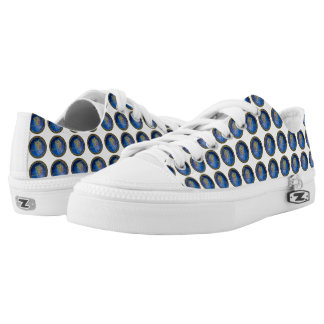 Cancer Zodiac Astrology design Horoscope Low Tops