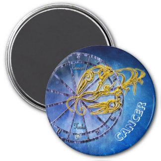 Cancer Zodiac Astrology design Magnet