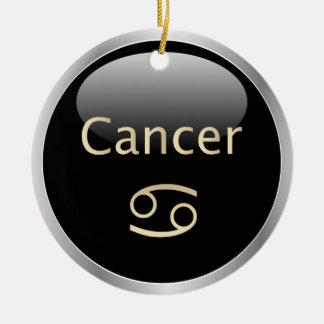 Cancer zodiac astrology star sign ornament